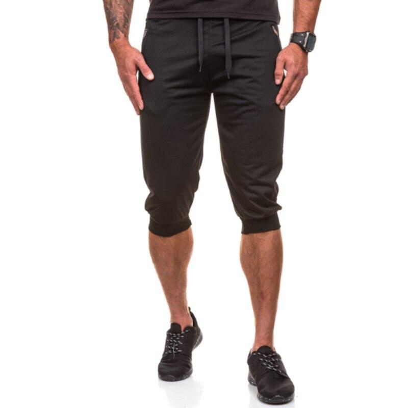 Shorts Mens Bermuda 2018 Summer Men Fashion Solid Color Beach Hot Cargo Men Boardshorts Male Brand MenS Short Casual Fitness