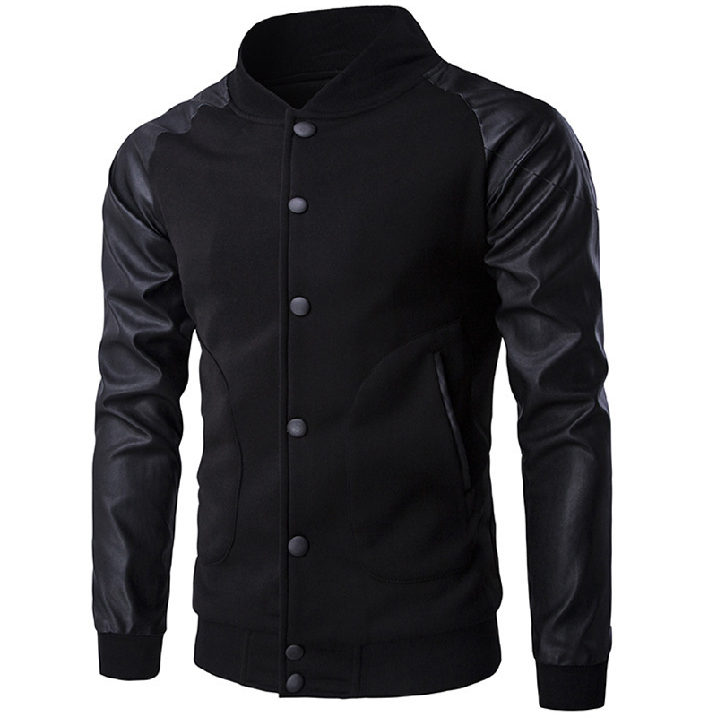Leather Bomber Jackets Boys Reviews - Online Shopping Leather