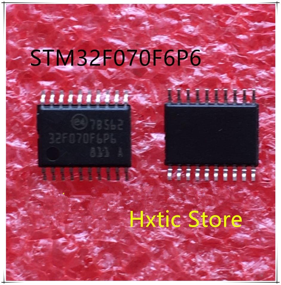 10PCS/lot STM32F070F6P6 STM32F070 32F070F6P6 TSSOP20 New Original IC