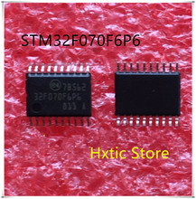 10PCS/lot STM32F070F6P6 STM32F070 32F070F6P6 TSSOP20 New Original IC