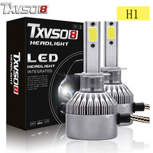 Specification Voltage: DC 9-32V Current: 2.8A Bulb Type :  H7 Single Light Power: 110W (55W each/bulb) Working efficiency: 98% C