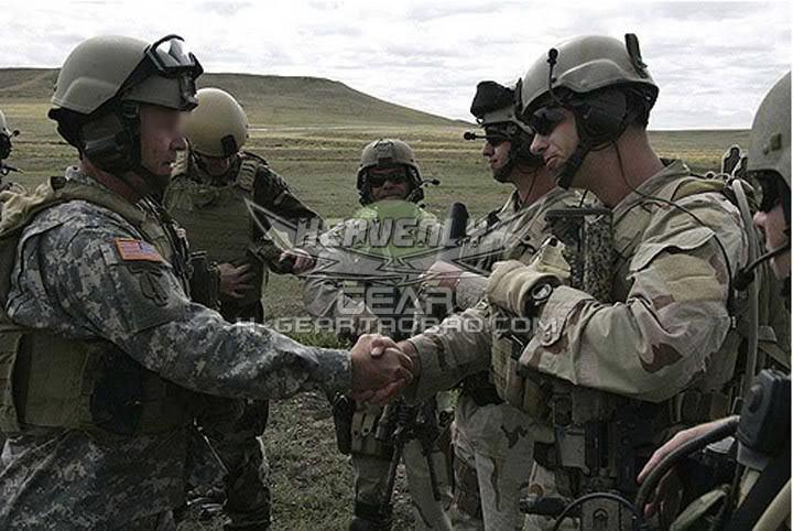 Z. Tactical Elemento Artes Tático COMTAC II