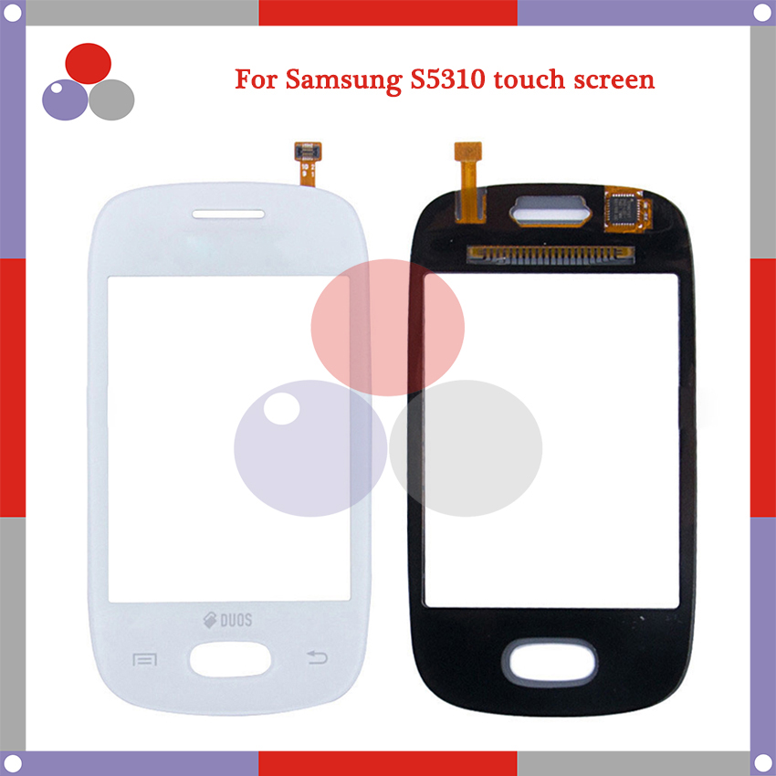 10pcs/lot High Quality For Samsung Galaxy Pocket Neo S5312 S5310 Touch Screen Panel Sensor Digitizer Outer Glass Lens Cheap Sales 50%