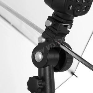 Image 3 - GODOX Type D Flash Hot Shoe Umbrella Holder Mount Bracket for Speedlite