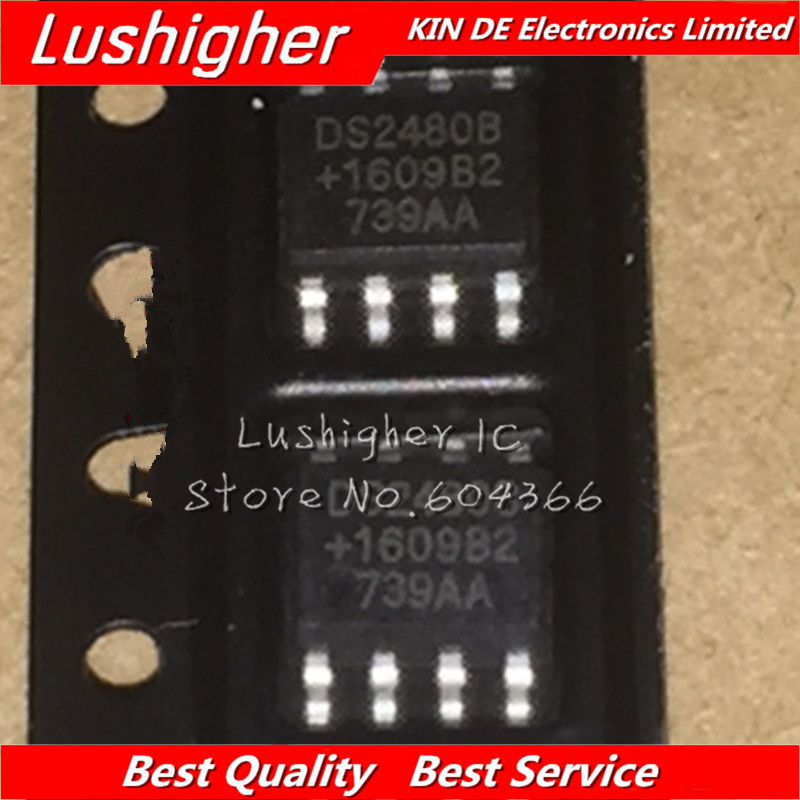 DS2480 SMD DS2480B SOP8DS2480 SMD DS2480B SOP8