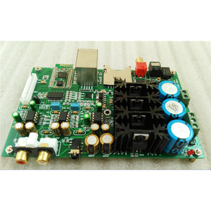 Image 3 - Bluetooth 4.2 dijital oynatıcı ile ES9018K2M çözme Fiber koaksiyel çıkış desteği SD USB ile LED