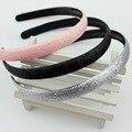 Hot Sale 2mm fashion  hair Glitter band for women headband Alice band  women Headwear hair accessories