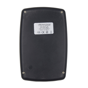 Image 5 - Cargador de batería con pantalla LED de 4 ranuras, para pilas de litio alcalinas AA, AAA, AAAA, 1,5, 14500, 16340, 10440, 10340, 3,7 V