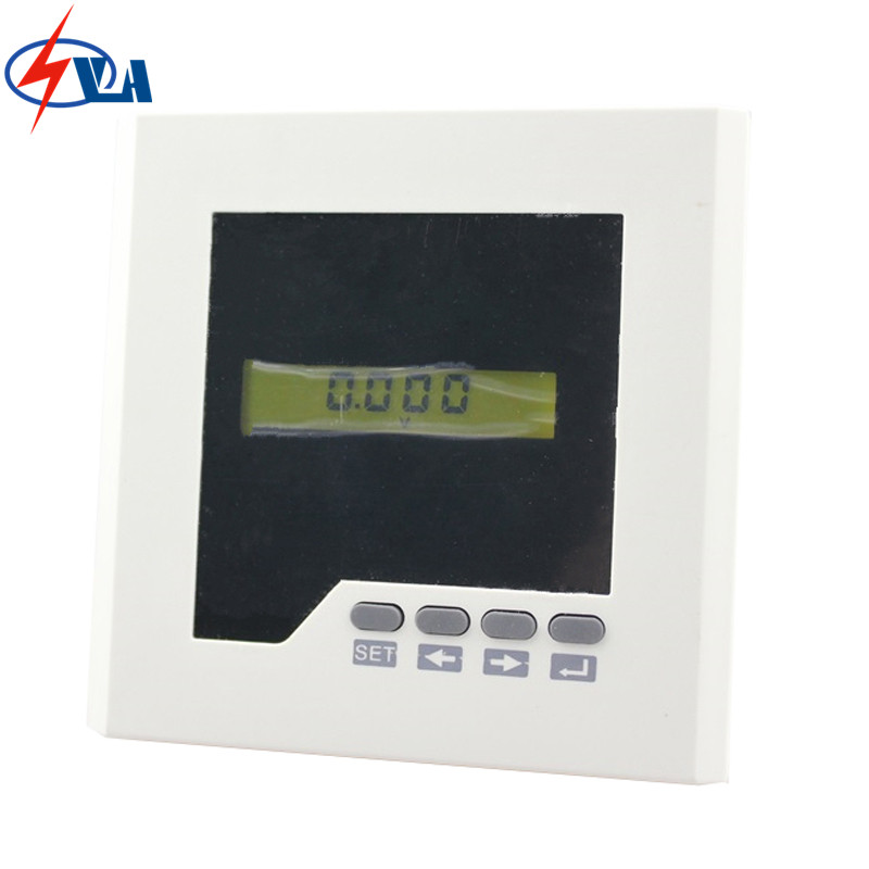 D2Y 120*120mm power supply low price lcd single-phase digital multifunction meter for distribution box d2y panel size 120 120 low price and high quality lcd single phase digital multifunction meter for distribution box