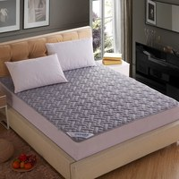 Breathable Mesh Bamboo Charcoal Fiber Cotton Sewing Embroidering The Fitted The Mattress Cover Simmons Cases Home