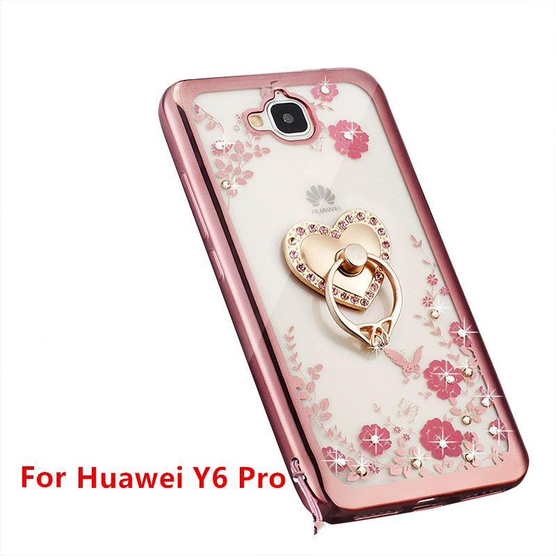 coque silicone huawei y6 pro