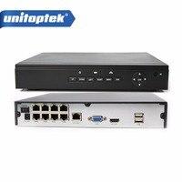 H 264 CCTV Onvif NVR POE 8CH 960P 8CH 1080P POE 1 HDD Security 8ch NVR
