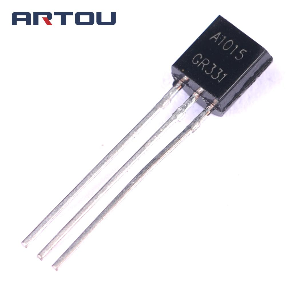 1000PCS-2SA1015-A1015-TO-92-PNP-SILICON-TRANSISTOR A Datasheet Pnp Transistor on circuit symbol, how use, amplifier circuit, energy band, gain circuit,
