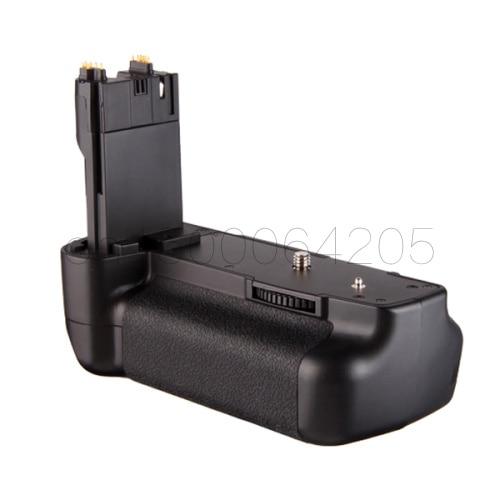 Caméra Batterie Vertical Holder Grip Pour Canon DSLR 5D Mark II 5D2 5DII Batterie Poignée Travail avec AA Support de Batterie