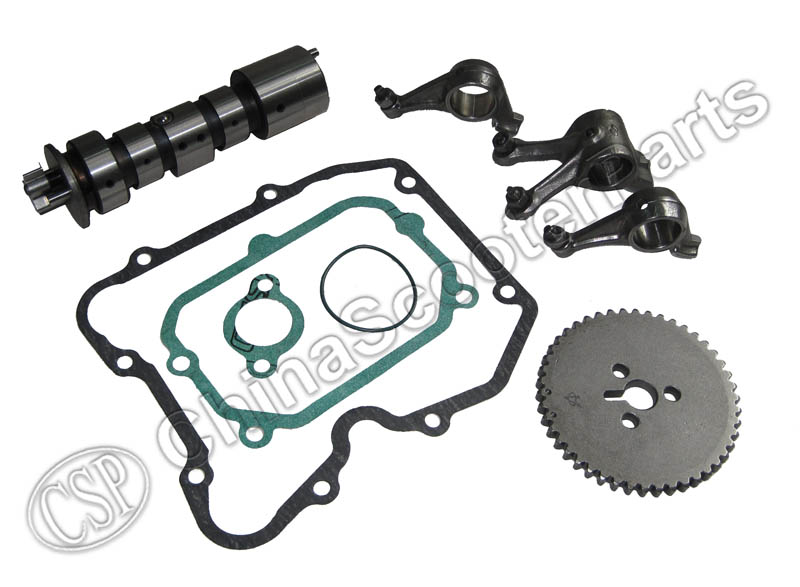 CAM SHAFT CAMSHAFT ROCKER ARM GEAR GASKET KIT For POLARIS SPORTSMAN 500 1995 2012