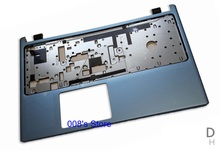 New Laptop Upper Case C Cover Blue For ACER Aspire V5-531 V5-531G V5-571 V5-571G Palmrest 60.4VM43.002(China)