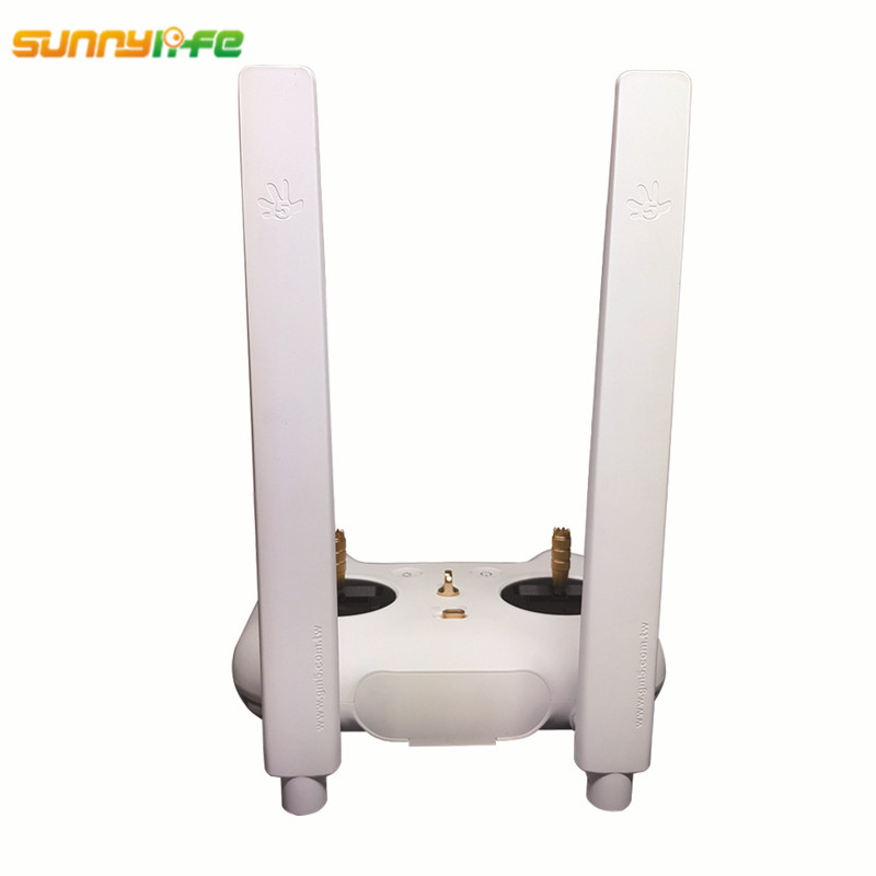 Sunylife Mi 4K Remote Controller Refitting Antenna 8DB Omn 7DB Ori Extended Signal Booster Transmit 5km for Xiaomi 4K Drone