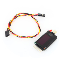 New Arrival 1Pcs Frsky FLVSS Lipo Voltage Upgrade Sensor And Display For 2 Way Telemetry System
