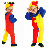 Halloween Cosplay Costume Children S Performance Service Dress Dress Dress Up The Red And Yellow