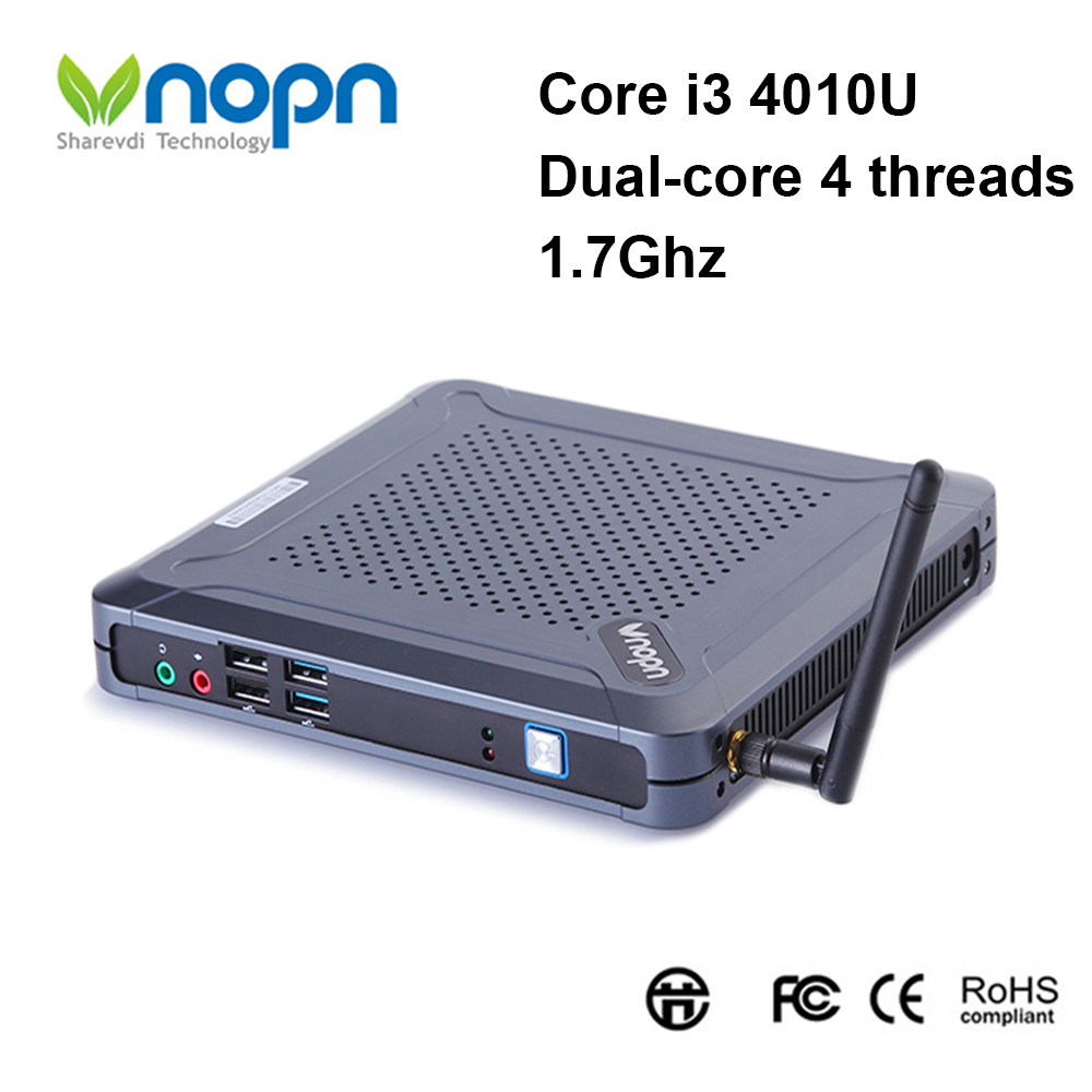 Intel Core i3 4010U 4 threads 1.7Ghz Mini PC Windows 10 Linux Barebone DDR3L 8G SSD 256G HD-MI VGA Dual Display Gaming ComputerIntel Core i3 4010U 4 threads 1.7Ghz Mini PC Windows 10 Linux Barebone DDR3L 8G SSD 256G HD-MI VGA Dual Display Gaming Computer