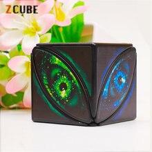 Новое поступление zcube Плющ кубик злых глаз первые скрученные