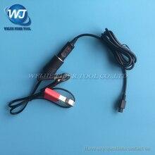 Fujikura FSM-50S/60 s/61 S/62 S/80 s оптический Волокна сварочный аппарат 12 В DC автомобильный зарядный кабель dcc-12