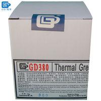 GD380 Intonaco Conduttivo Termico Pasta Grasso Al Silicone Dissipatore di Calore Compound Peso Netto 1000 Grammi di Imballaggio Bottiglia Per LED CN1000