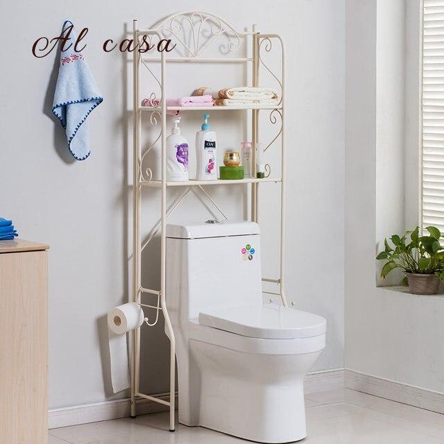 Online Shop NEW multi-functional bathroom shelves toilet metal ...