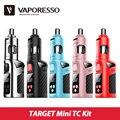 100% Original Vaporesso TARGET Mini TC Electronic Cigarette Kit 40W VW/VT (Ni,SS,Ti) 1400mAH Battery Mod and 2.0ml Guardian Tank