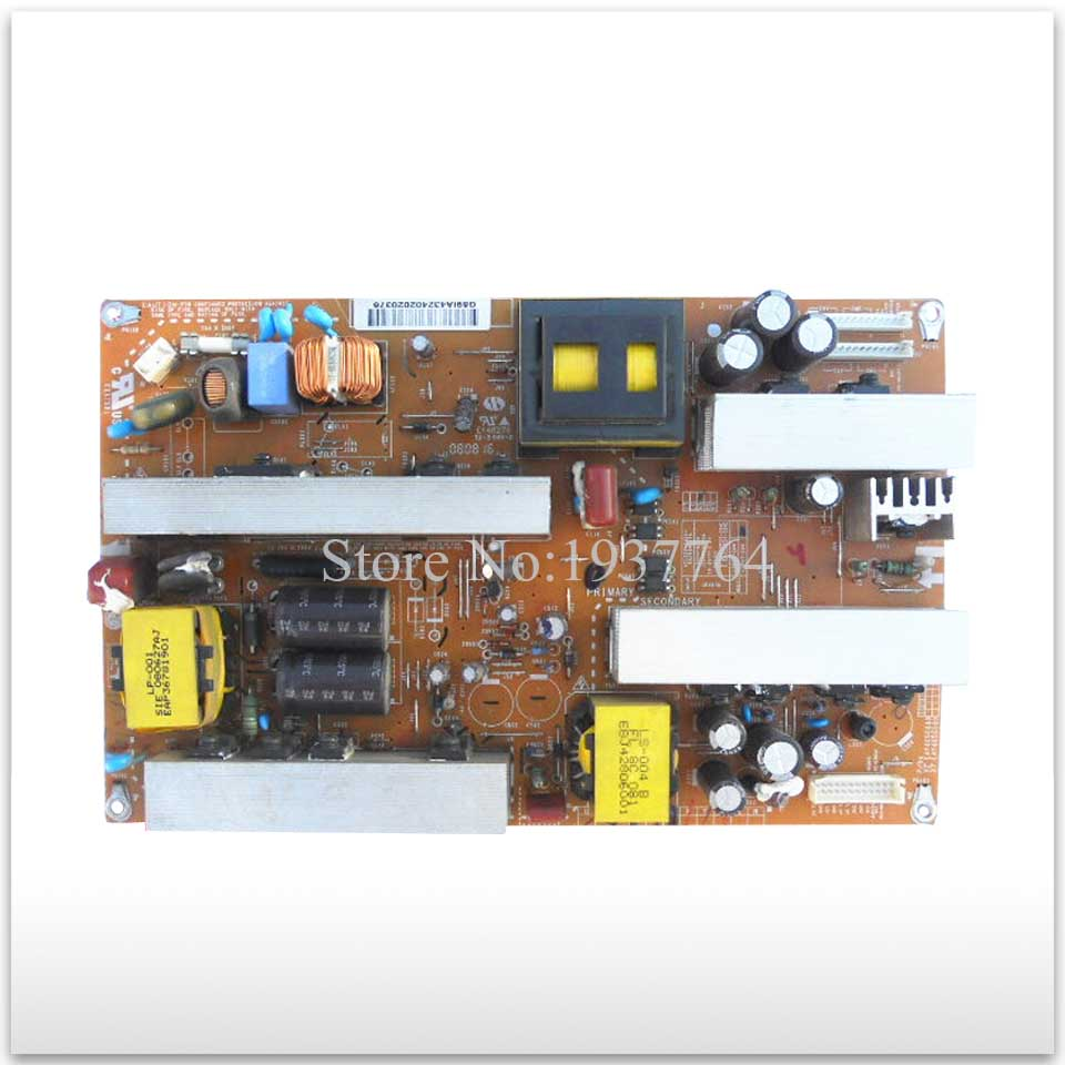 good working power supply board for LG37LG30R-TA EAY4050500 LGP37-08H primavelle одеяло primavelle soya premium соя шампань 140х205 см a 5vx ptl