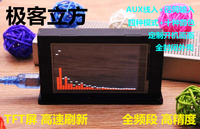 Geek Cubic Full Band Music Spectrum Display ARM Color TFT DIY Finished Electronic Production Suite