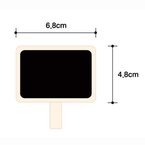 1 Pc Cute Mini Berdiri Kayu Foto Holder Kartu Catatan Pasak untuk Kertas Foto Pakaian Kertas Catatan Memo Klip Meja dekorasi