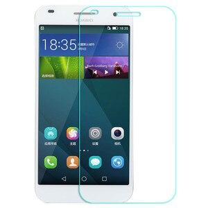 Image 2 - Nicotd hartowane szkło ochronne na ekran do Huawei Ascend G7 G7 L01 G7 L03 G7 TL00 G7 UL10 Dual Sim Lte Anti Shock film