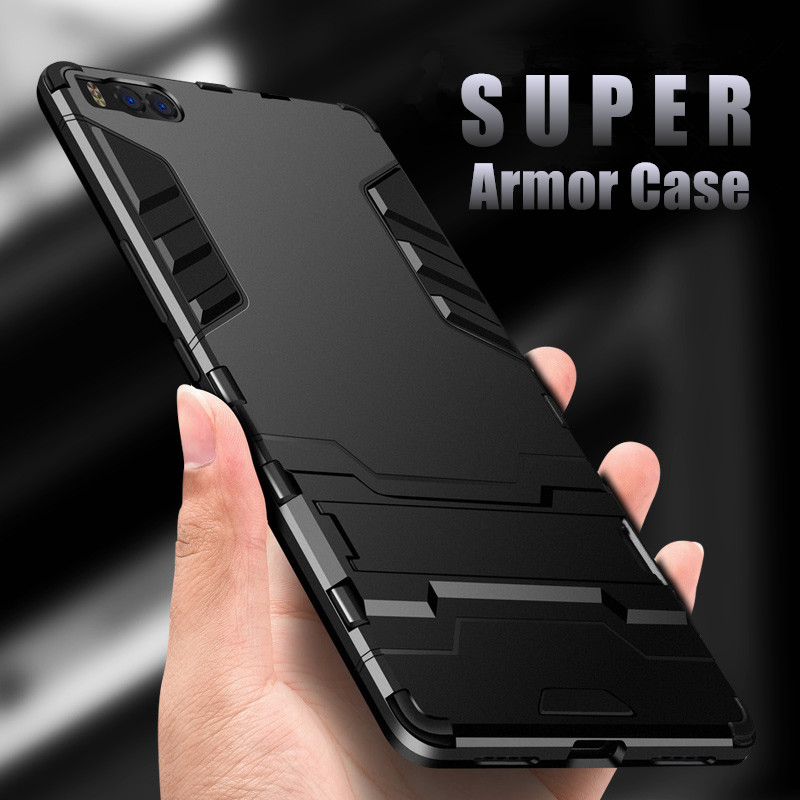 For xiaomi mi note 3 case mi 8 lite note 2 6 A1 A2 F1 9 se MIX3 hard pc protect cover shockproof armor case for xiaomi mi 8 case image