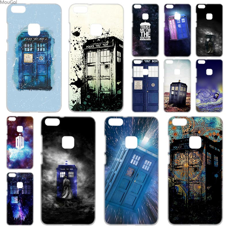 Cellphones & Telecommunications Smart Kmuysl Tardis Box Doctor Who Dw Tpu Transparent Soft Case Cover For Huawei Mate 10 P8 P9 P10 Lite 2017 Mini 50% OFF Fitted Cases