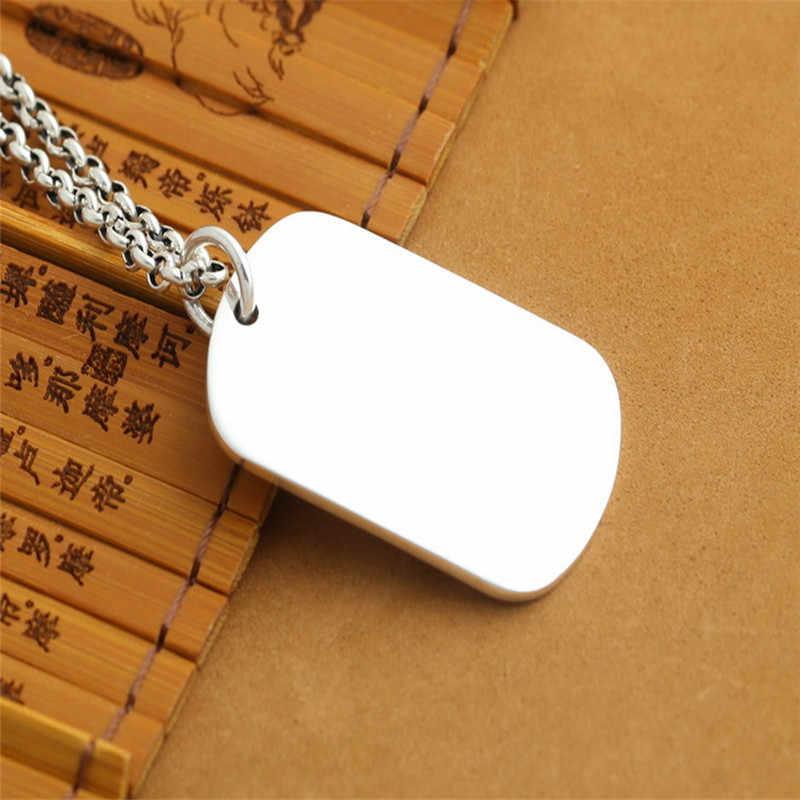 2019 jingyang jwelry для женщин, чистое серебро, армейская медаль, кулон, мельница, отделка серебряной медалью, мужская бижутерия, ожерелье, ювелирные изделия, новая цепочка