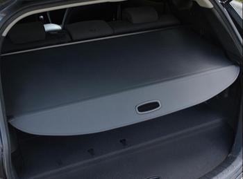 Tonneau cover Car Rear Trunk Security Shield Shade black Beige color cargo cover for Tiguan