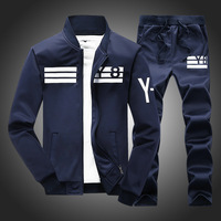 Mens Youth Jacket Autumn Sweater Men Hoodies And Sweatshirts Fashion Sporting Suit Baseball Jacket Tracksuit Pants