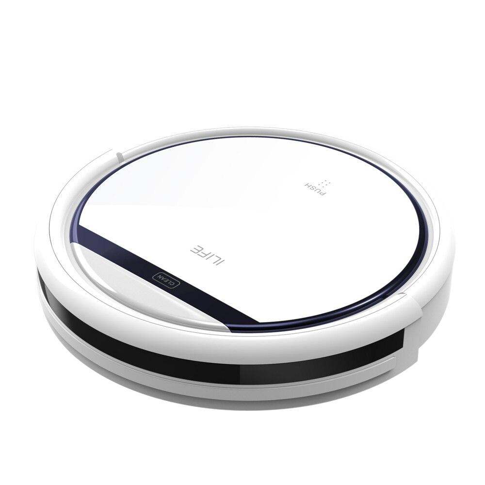 ILIFE V3s Pro Robot Stofzuiger Thuis Huishoudelijke Professionele Veegmachine voor Huisdier haar Anti Collision Automatisch Opladen - 3