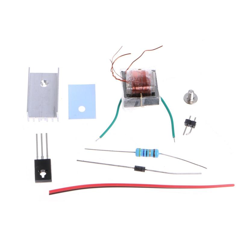 DIY Kit DC High voltage Generator Inverter Electric Ignitor for ...