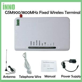 Фиксированный беспроводные терминалы GSM 900/1800 МГц, Поддержка сигнализации системы, RecordingPABX, Clear Voice, стабильный сигнал >> Innocellent Store