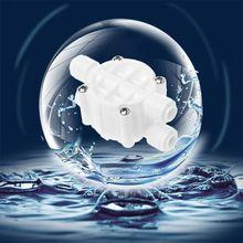 цена на 4 Way 1/4 Port Auto Shut Off Valve For RO Reverse Osmosis Water Filter System