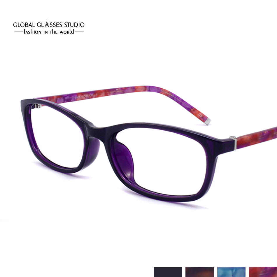 25a8a356114 Retro color temples oval shape unisex lady men optical eyeglass jpg 950x950 Mens  red eyeglass frames