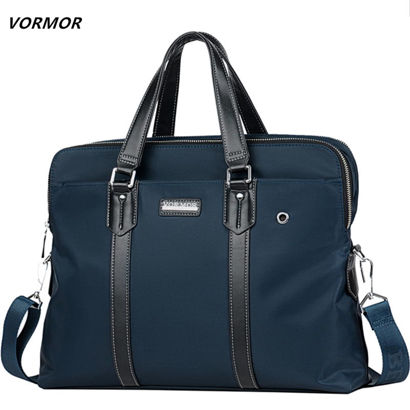 2019 New Style Men Briefcase Luxury Brand Male Laptop Documents Handbag Bag Fashion Men's Large Capacity Waterproof Briefcase