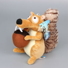 "Ice age squirrel Scrat plush toy plush animal ""ice age three different sizes 20cm25cm35cm plush toys"