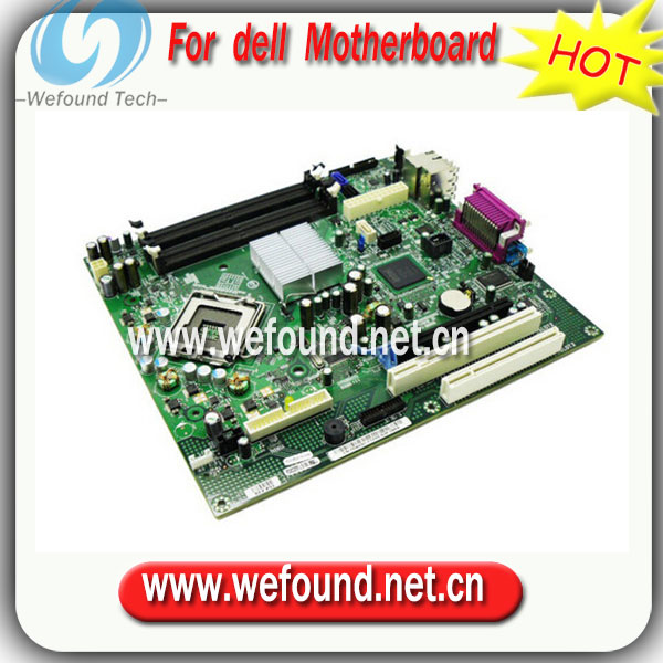 ФОТО 100% working For DELL WX729 DR845 0WX729 0DR845 Desktop Motherboard full test