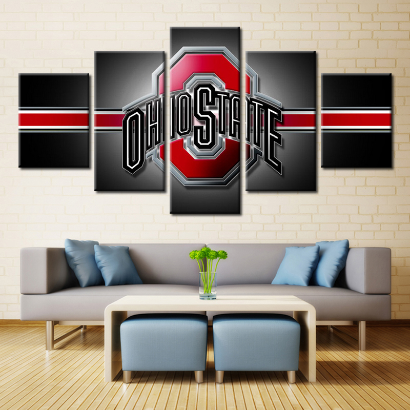 Wonderful Ohio State Wall Murals · Good Ohio State Wall Murals Part 38