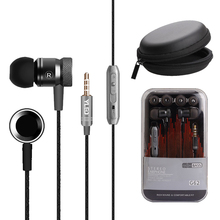 Original Cell phones Earphones Ice Cracks Design Earpiece with Mic For iPhone Samsung Cheapest earbuds for xiaomi