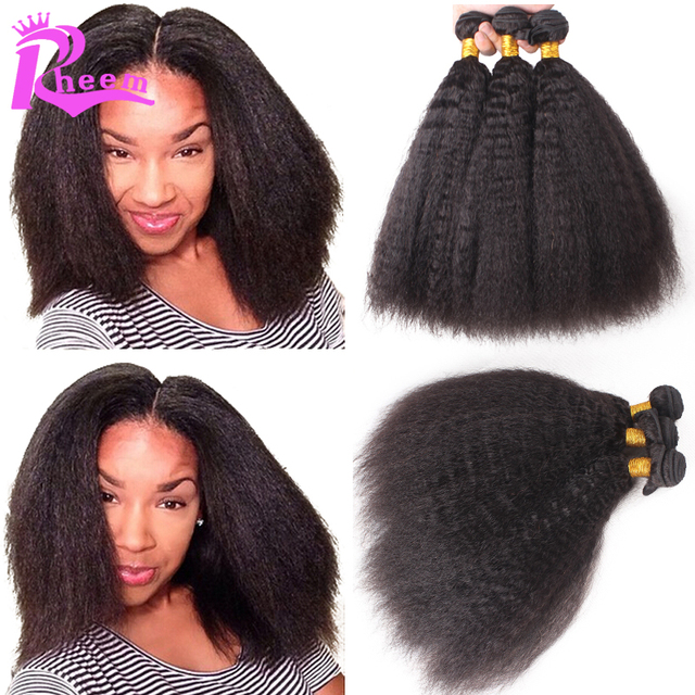 7a best mongolian kinky straight hair weave 3 pcs lotyaki human 7a best mongolian kinky straight hair weave 3 pcs lotyaki human hair bundles pmusecretfo Image collections