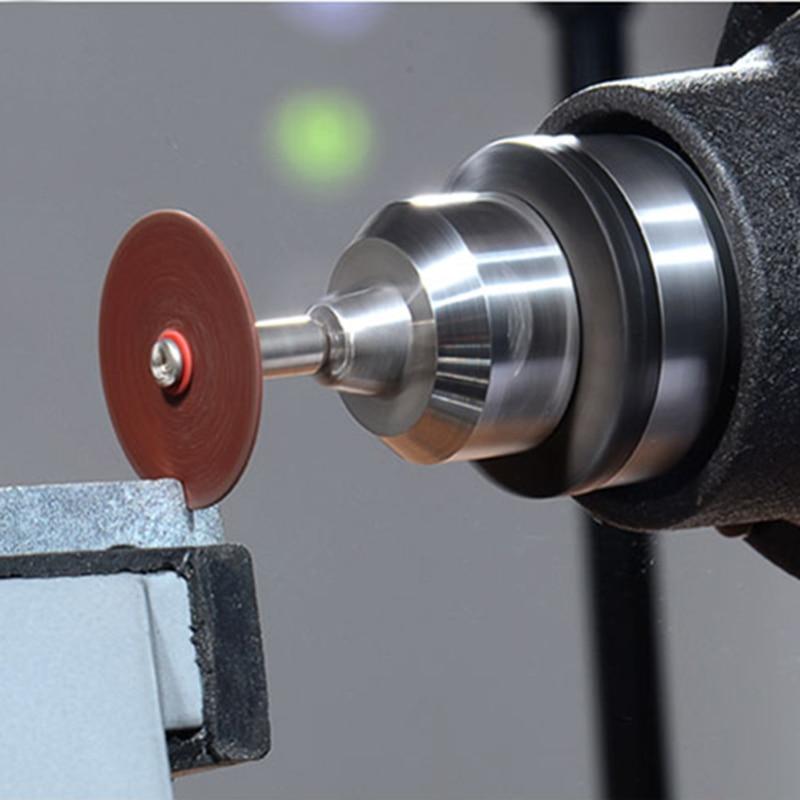 36st slipskivor slipning hjul roterande blad dremel mini skärskiva - Slipande verktyg - Foto 6